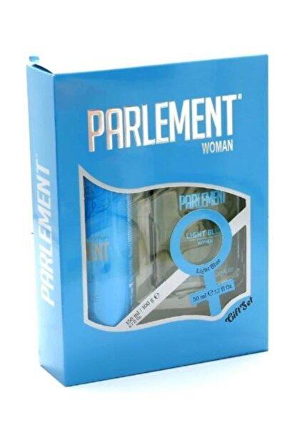 Parlement Light Blue 150 ml+ Deodorant 100 ml Kadın Parfüm