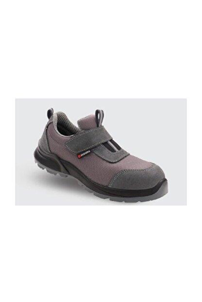 SEGURA Grant SGR51 Gri Yazlık Çelik Burunlu İş Ayakkabısı 45