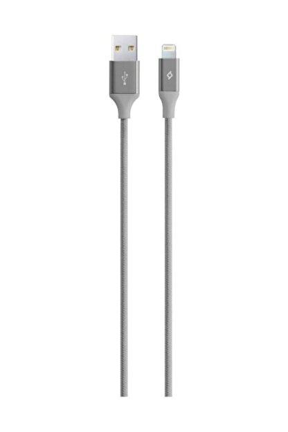 Ttec AlumiCable iPhone Lightning Şarj ve Data Kablosu 2DK16 UZAY GRİ