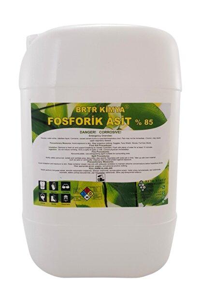 Brtr Kimya 15  kg Fosforik Asit Food Grade - Toprak Besini