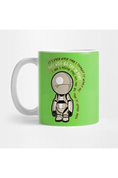 TatFast Marvin : The Pessimist Robot Kupa