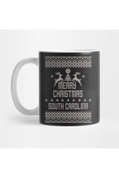 TatFast Merry Christmas South Carolina Kupa
