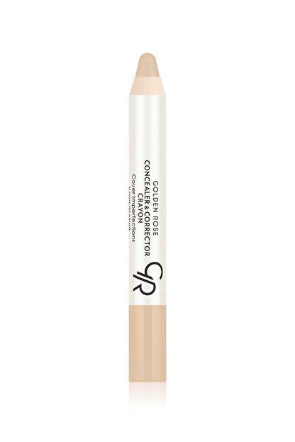 Golden Rose Kapatıcı - Concealer & Corrector Crayon No: 04 8691190694845
