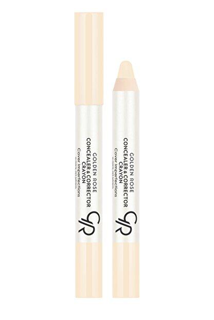 Golden Rose Kapatıcı - Concealer & Corrector Crayon No: 01 8691190694814