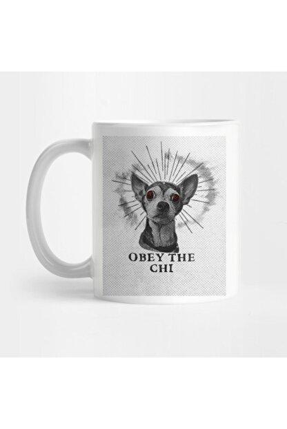 TatFast Obey The Chihuahua Kupa