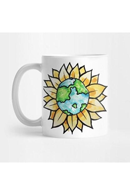 TatFast Sunflower Earth Day Kupa