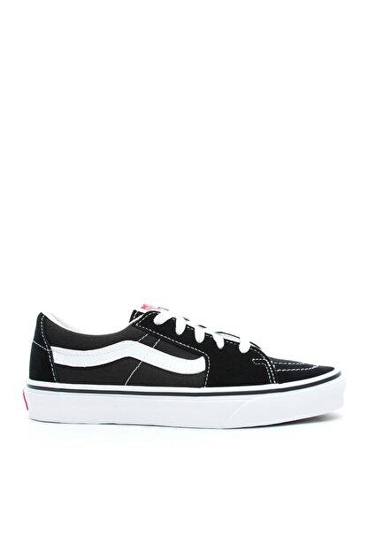 Vans Ua Sk8-Low Unisex Siyah Sneaker
