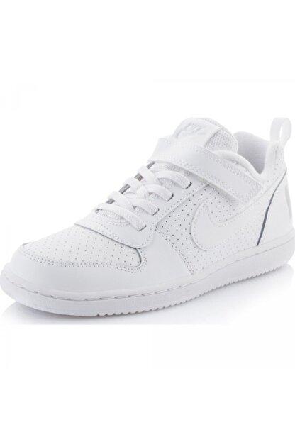 Nike Bebek Beyaz Günlük Ayakkabı 870029-100