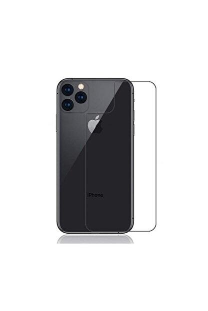 TeknoDuvar Apple Iphone 11 Pro Max Arka Cam Kırılmaz Koruma