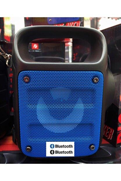Polygold Bluetooth Hoparlör Taşınabilir Kablosuz Wireless Speaker-el Fenerli-usb -sd Kart Mikrofon Girişli