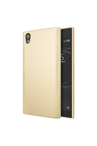 Sony Xperia Xa1 Uyumlu Kılıf Premiums Silikon Arka Kapak