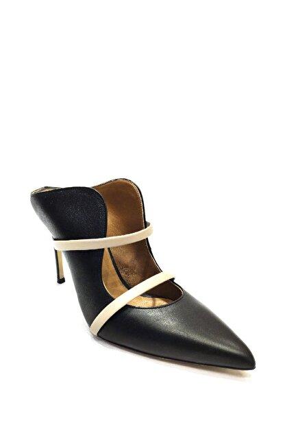 Sofia Baldi Hakiki Deri Klasik Topuklu Ayakkabı Sfb18y-2536 71