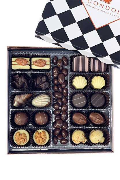Gondol Çikolata Özel Seçim Karışık Spesiyal Çikolata