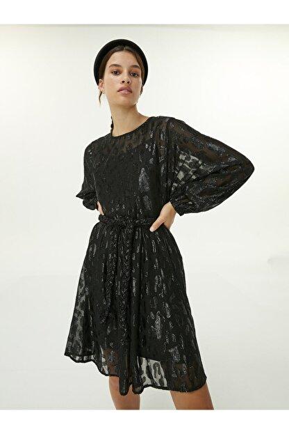 Twist Kuşaklı Elbise