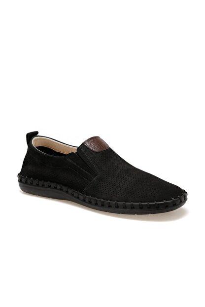 Flogart Erkek Siyah Klasik Ayakkabı