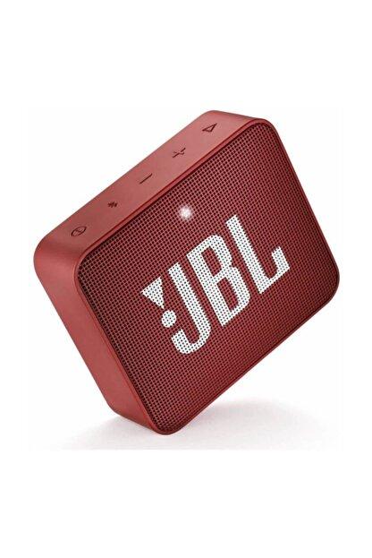 JBL Go 2 Ipx7 Bluetooth Taşınabilir Hoparlör Kırmızı