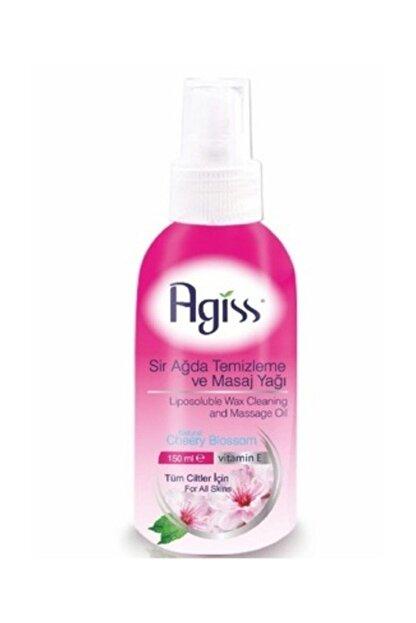 AGISS Sir Ağda Temizleme ve Masaj Yağı