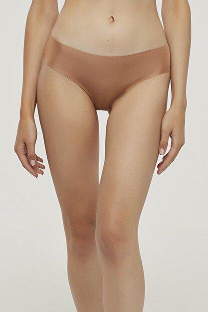 Penti Açık Kahverengi Nude Colors Slip Cover Külot
