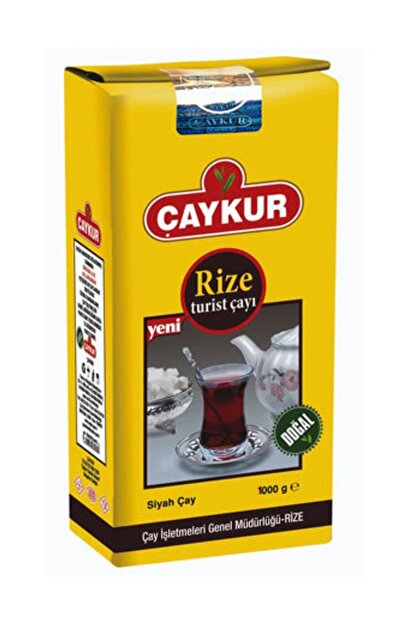 Çaykur Rize Turist Çay 1000 gr