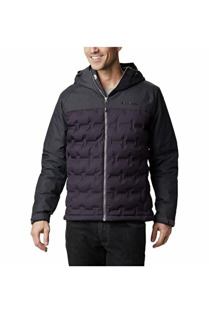 Columbia Grand Trek Down Jacket Erkek Outdoor Mont Wo1513-511