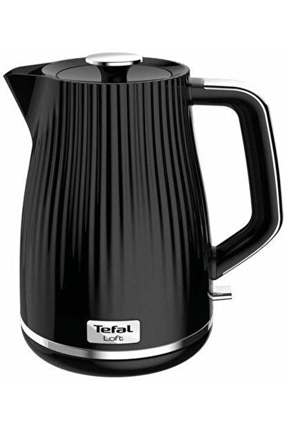 TEFAL Loft 1.7 L Siyah Kettle
