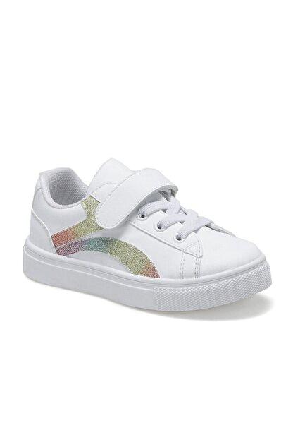 SEVENTEEN Gızo Beyaz Kız Çocuk Sneaker
