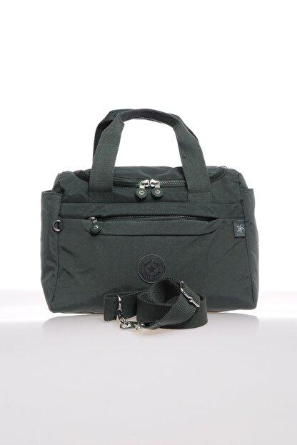 Smart Bags Smb1242-0005 Haki Kadın Spor Çantası