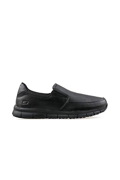 Skechers NAMPA- GROTON Erkek Siyah Günlük Ayakkabı