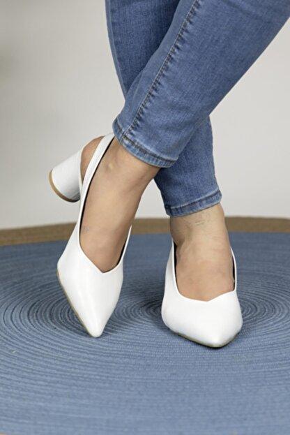 Oioi Kadın Topuklu Ayakkabı 1003-119-0001