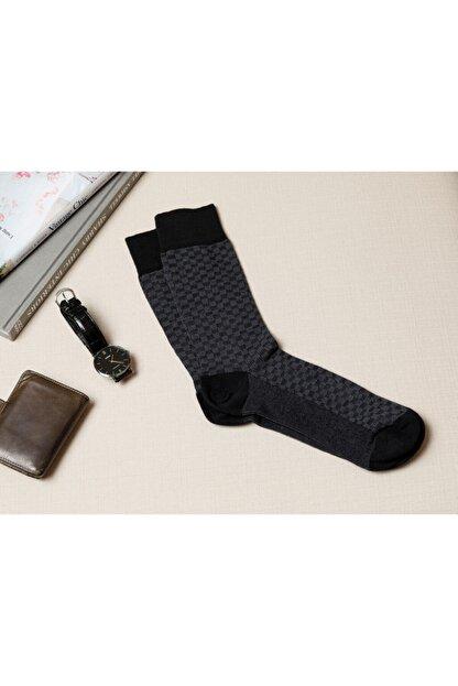 English Home Matris Pamuk Erkek Çorap Siyah