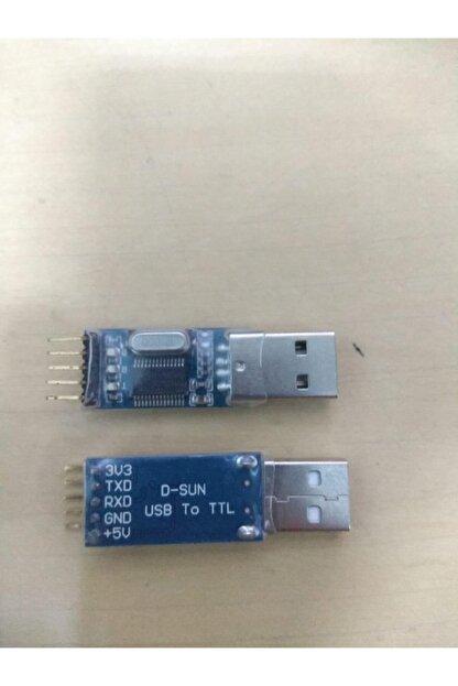 Arçelik D-sun Pl2303 Usb-ttl Seri Dönüştürücü Kartı Arduino Usb To Rs232