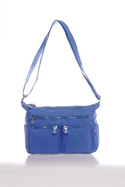 Smart Bags Smb3065-0031 Mavi Kadın Çapraz Çanta