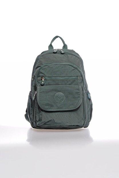 Smart Bags Smbky1187-0005 Haki Kadın Sırt Çantası