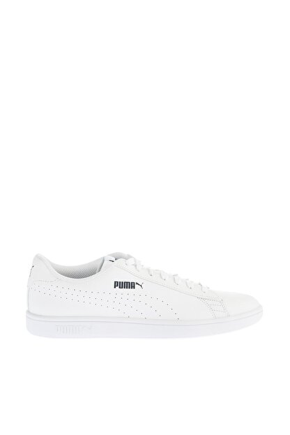 Puma SMASH V2 L Beyaz Erkek Deri Sneaker 100325846