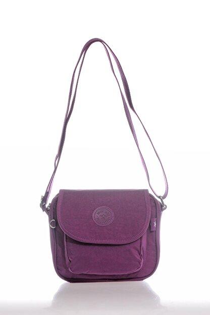 Smart Bags Smb3057-0027 Mor Kadın Çapraz Çanta
