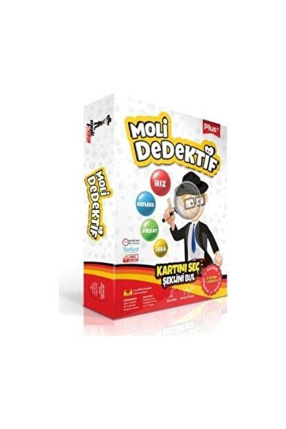 Moli Toys Dedektif Plus 2 Oyun 1 Arada Eğitici, Zeka Ve Strateji Oyunu