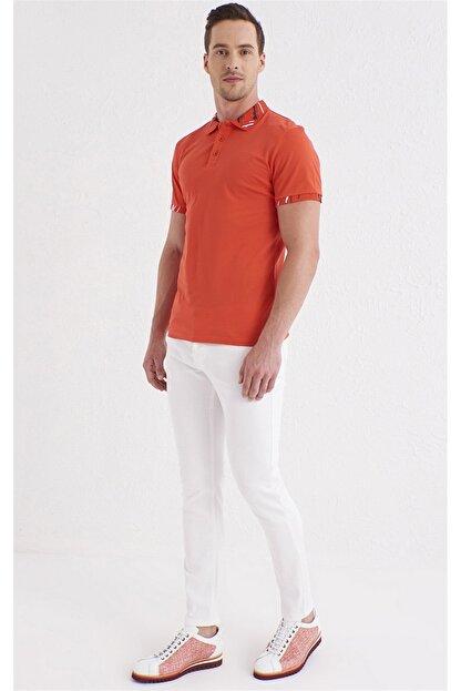 Efor 064 Slim Fit Beyaz Jean Pantolon