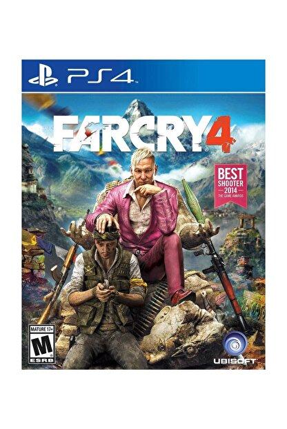Ubisoft Far Cry 4 Ps4 Oyun