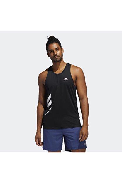 adidas OTR SINGLET 3S Siyah Erkek Atlet 101069139