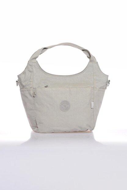 Smart Bags Smb3079-0083 Ice Gri Kadın Omuz Çantası
