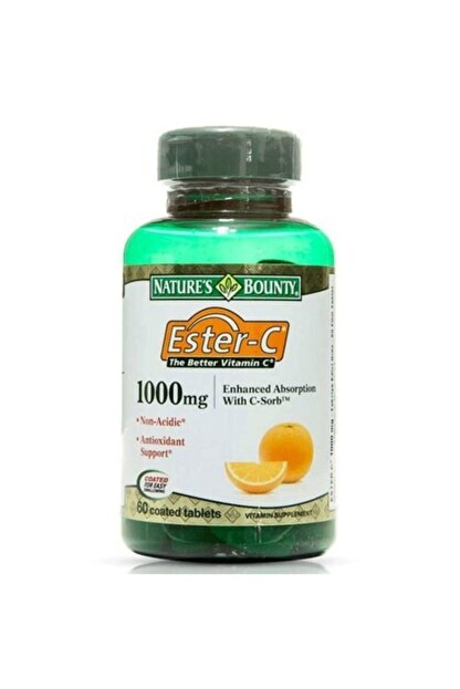 Natures Bounty Ester-c 1000 Mg 60 Tablet