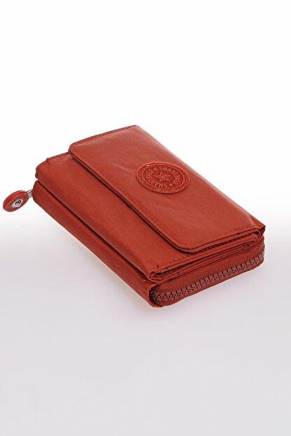 Smart Bags Smb3036-0128 Kiremit Kadın Cüzdan