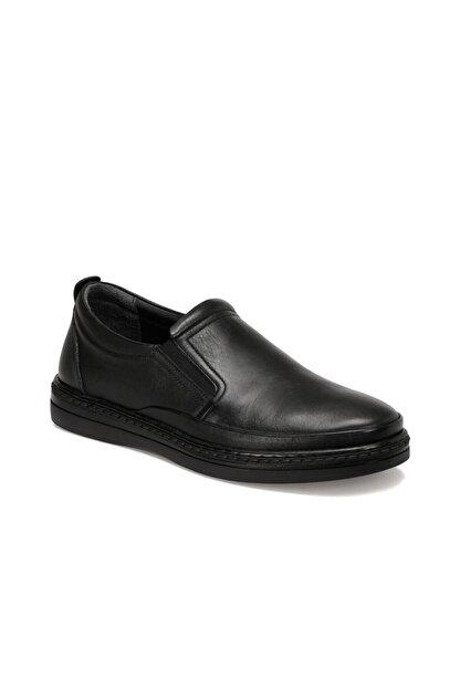 Polaris 102238.m Siyah Erkek Ayakkabı