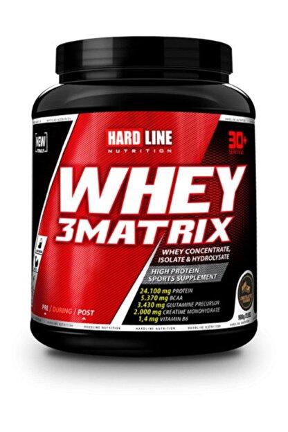 Hardline Whey 3 Matrix Limon Cheesecake 908 gr Protein Tozu Bcaa Aminoasit