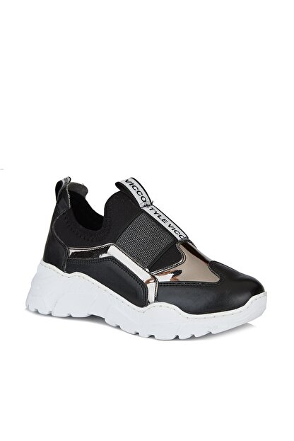 Vicco Sonny Spor Ayakkabı Siyah