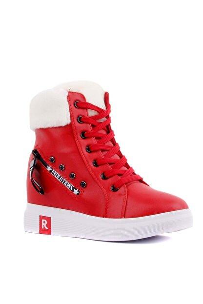 Guja Fashion Bot 20k307-9 - Kırmızı - 40