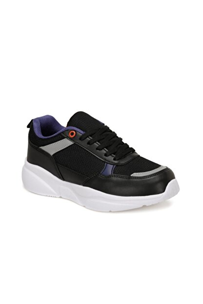 Torex Anıta Siyah Erkek Çocuk Sneaker Ayakkabı