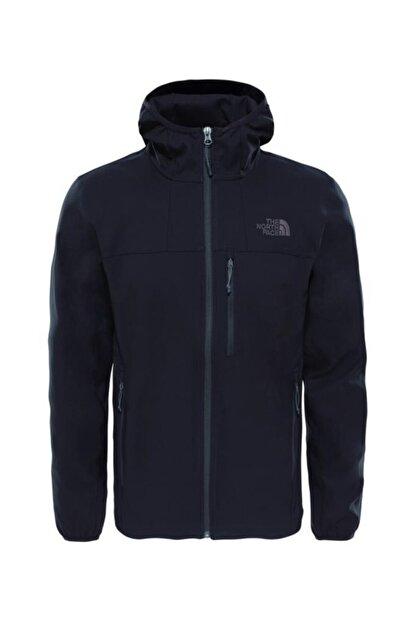 The North Face M Nimble Hoodie Siyah Erkek Sweatshirt 100407735