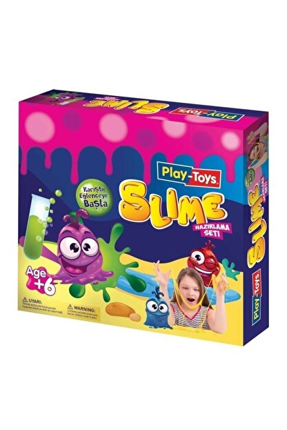Play Toys Slime Hazırlama Seti