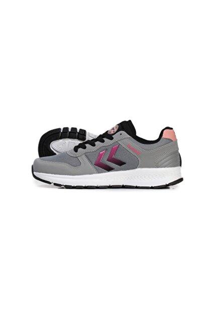 HUMMEL Porter Gri Kadın Sneaker Ayakkabı 100352367